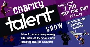 Talent Show Flyer Template Choice Image Design Free Download Psd