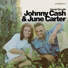 Carryin' on With Johnny Cash & June Carter - Johnny Cash, June Carter:  Amazon.de: Musik