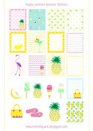 best 25 free printable planner ideas
