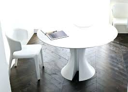 round white dining tables modern white round dining table cozy breakfast nook ideas want in home round white dining tables