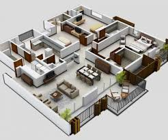 ... Medium Size Of Splendent Three Bedroom Plans In 3 Bedroom Apartments ...