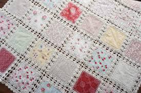 High Tea Crochet Quilt Tutorial | Quilting in the Rain & 160 Adamdwight.com