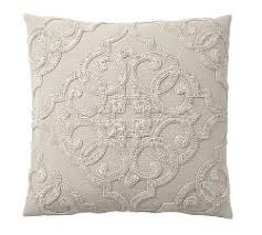 indian antique french cushions. Indian Antique French Cushions. Simple Drew Embroidered Pillow Cover  Flax For Cushions M