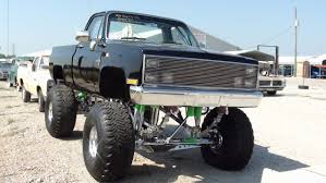 All Chevy chevy c10 4×4 : Huge 1986 Chevy C10 4x4 Monster Truck - All Chrome Suspension ...