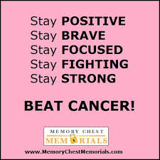 Quotes About Beating Cancer 40 Quotes Cool Beat Cancer Quotes