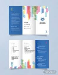 Template Brosur 1247 Best Brochure Pamphlet Designs Images Flyer Design