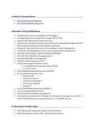 Vmware Specialist Resume
