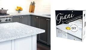 paint kit white countertop painted countertops