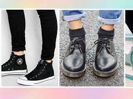 converse vs vans. quiz: are you more converse, vans, or doc martens? converse vs vans