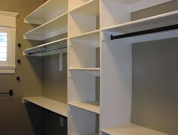 build custom closets storage