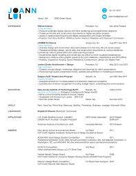 Architecture Resume Examples Resume Examples Architecture Therpgmovie 6