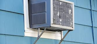 window air conditioner outside. keeping a window air conditioner from freezing up outside e