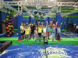 rebounderz sacramento indoor play area for kids