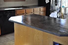 Ardex Feather Finish Countertops Faux Concrete Countertops Super Easy I Used Henry Feather Finish