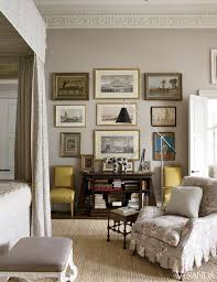 Great Traditional Taupe Living Room Color Photo