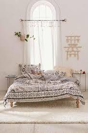 magical thinking kasbah worn carpet duvet cover