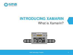 What Is Xamarin Cross Platform Mobile Development With C And Xamarin