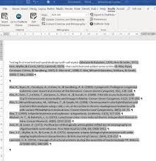 Problems With Apa 6th Citation Style Endnote Community