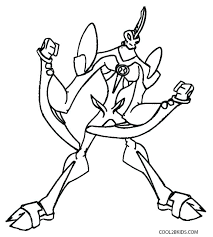 Cartoon Character Coloring Pages Free Cartoon Coloring Pages For