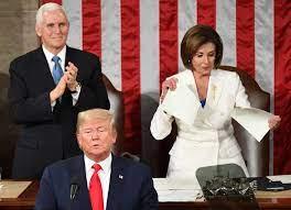 What made Nancy Pelosi go on a tear ...