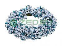 <b>Хвойный декор Lefard Новогодний</b> венок 34cm 256-102, цена 51 ...
