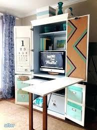 home office desk armoire. Office Desk Armoire Mission Medium Oak D Computer Home