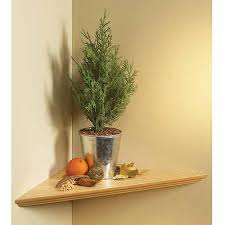 Oak Corner Shelving Knape and Vogt EZC10000100OK 10000 x 10000 Oak Instant Corner Shelves 60