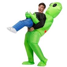 <b>alien inflatables halloween</b> bar stage clothes – Buy alien inflatables ...