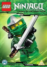 LEGO Ninjago - Masters Of Spinjitzu: Season 2 - Part 1 DVD: Amazon.co.uk:  Dan Hageman, Kevin Hageman: DVD & Blu-ray