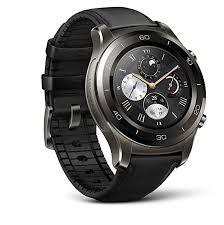 Huawei Classic 2 Titanium Grey Amazoncom Huawei Watch Classic Smartwatch Ceramic Bezel Black Leather Strapus Warranty Amazoncom