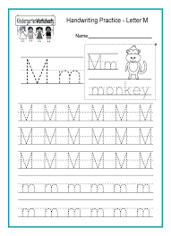 Practice Writing Sheet Alphabet Writing Practice Sheets For ...