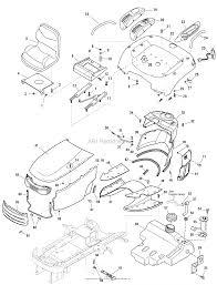 Simplicity 2690956 01 legacy xl 27hp koh 2wd rmo tractor only parts diagrams