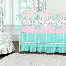large size of nursery and grey crib bedding set plus pink turquoise hot baby