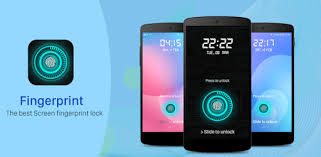 apps like fingerprint lock screen prank