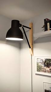 Ikea Hektar Wall Lamp Hack Album On Imgur