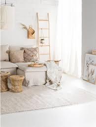 rocco wool rug cream