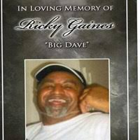 Ricky Gaines Obituary - Death Notice and Service Information