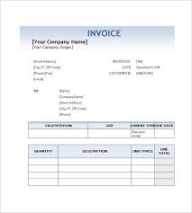 Free Downloads Invoice Forms You Are Probably Looking For A Nice