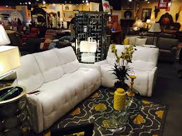 Bronx Black Leather Sofa Bedempire Furniture Usa Regarding Living