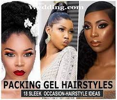 With only a little makeup, you can either enhance your bone structure, or simply play around with the softness of your a person with a round face will typically have generous cheeks, a rounded chin, and overall subdued features. 18 Cute Packing Gel Ponytail Hairstyles For Occasions Photos Naijaglamwedding