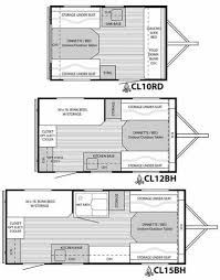 Small Picture Travel Trailers Floor Plans Soupehecom Traveling Pinterest