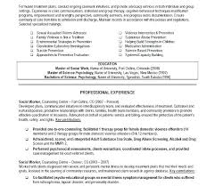 Psychosocial Assessment Template Adorable Social Work Resume Worker Sample Resumes School Examples Assessment