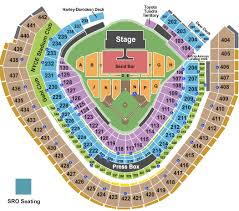 Miller Park Concert Seating Chart 52 Accurate Miller Park Virtual Seating