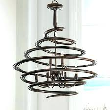 franklin iron works best foyer lighting images on chandeliers iron works bronze 3 4 wide swirl