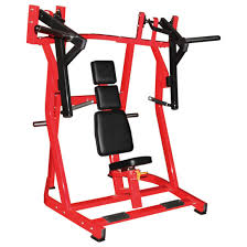 iso lateral bench press machine mercial gym fitness equipment hammer strength