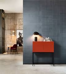 Loving This Leather Look Wallcovering From Arte Wallpaper