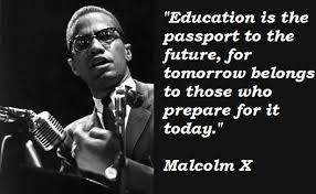 """Malcolm X Quotes Interesting Malcolm X"""" Essay Contest African American News Issues"""
