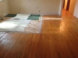hardwood floor replacement cost