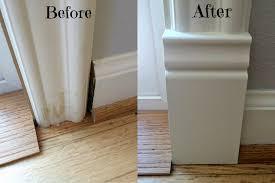Doorway Trim Molding Add A Plinth Block To Door Trim For A Finished Look Door Trims