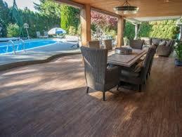 vinyl patio deck flooring tufdek